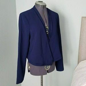 NWT WHBM cropped jacket
